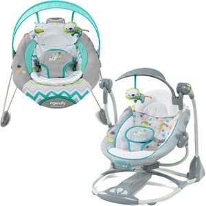 Ingenuity Ridgedale Collection Swing and Bouncer Value Set