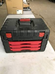 Craftsman 270 Piece Tool Set In Tool Box-NEW