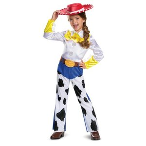 Halloween Girls' Toy Story Jessie Classic Halloween Costume XS, Girl's, MultiColored