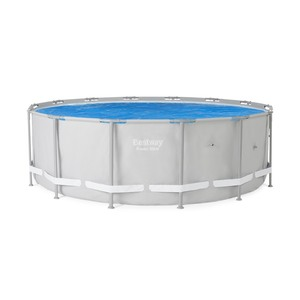 12 ft. Round x 30 in. D Metal Frame Above Ground Pool with 530 GPH Filter Pump