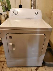 Amana Electric Dryer. Tested and Working