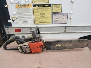 Stihl 020AV Chainsaw - Untested
