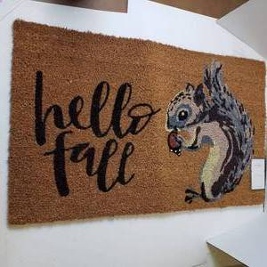 Threshold Hello Fall Doormat