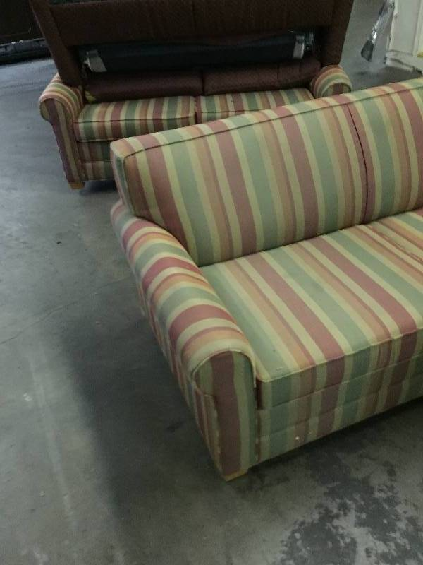 Loveseat Hideabed Ace Liquidators Industrial Equipment