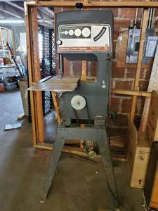 Sears Craftsman 12 Inch Band Saw