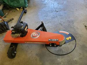 DR 7.25 All Terrain Post Trimmer / Mower