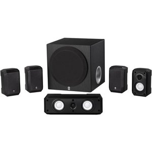 Yamaha NS-SP1800BL 5.1 CH Entry Class Home Theater System