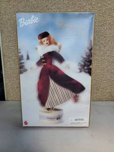 Barbie Victorian Ice Skater Special Edition