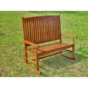 International Caravan Highland Double Porch Rocker Retail: $219.99