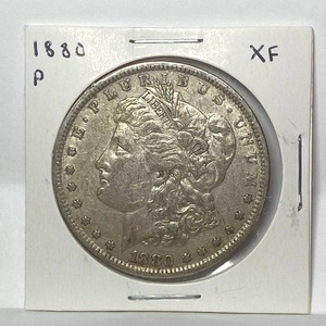 1880-O Morgan Silver Dollar Coin