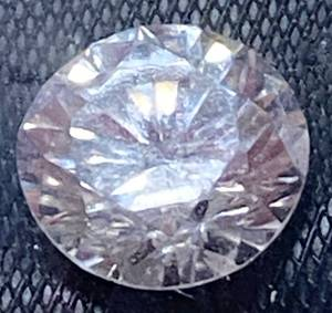 Round Brilliant 58 Facet Cubic Zirconia - Ready to Set in Your Ring!