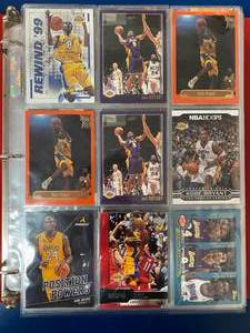 Huge Set - 240 KOBE BRYANT - NBA Basketball Card Collection