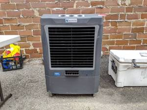 Hessaire Mobile Evaporative Cooler MC37V