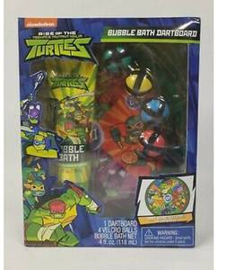 Rise Of The Teenage Mutant Ninja Turtles Bubblebath Dartboard