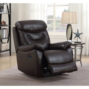 Home Fare Summit Power Recliner with USB