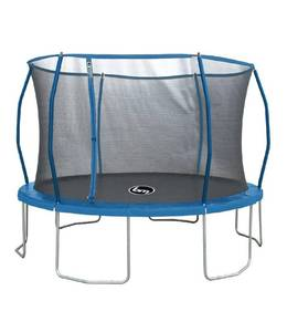 Bounce Master 12ft Trampoline with Enclosure
