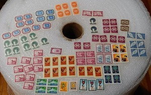 Lot of Over 90 Assorted Stamps | All United Nations Stamps