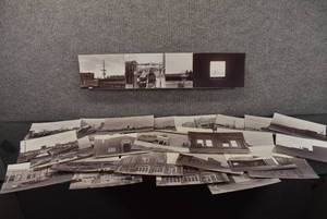 Lot of 32 Vintage Old Photos of Downtown Wichita, Ks | Age unknown. Construction Project