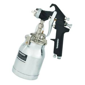 Husky Siphon Feed Spray Gun