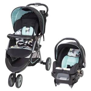 Baby Trend EZ Ride 35 Travel System, Doddle Dots