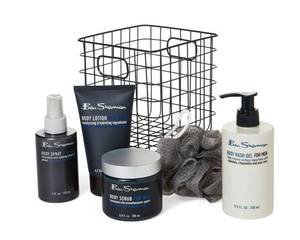 The Original Ben Sherman 5pc Body Care Gift Set For Men