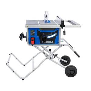 Kobalt 10inch Table Saw