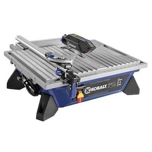 Kobalt 7inch Tabletop Tile Saw
