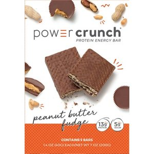 Protein Energy Bar Peanut Butter Fudge 5pk Retail $15.13