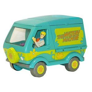 Scooby-Doo Mystery Machine Play Set