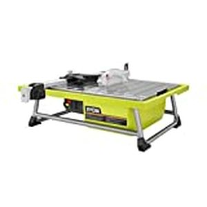 RYOBI 7 in. 4.8 Amp Tabletop Tile Saw
