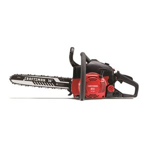 Craftsman 14 in. Gas Powered Chainsaw