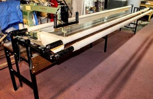 "Gammill 24"" Longarm Quilting Machine with 14' Steel Table Model #2900CE and model DC1"