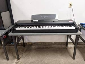 Korg Concert Piano Concert C-15S, Table Not Included (SS-68)