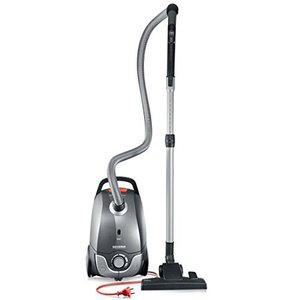 Severin Germany Vacuum Cleaner, Corded (Platinum Grey)