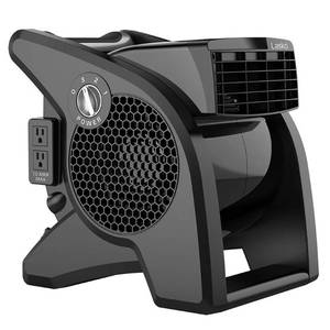 Lasko Pro Performance High Velocity Utility Fan