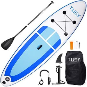 Inflatable Isup Paddle Board By Tussy