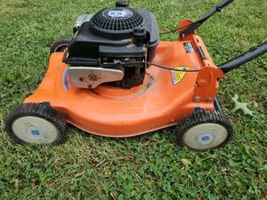 Husqvarna Push Mower Untested