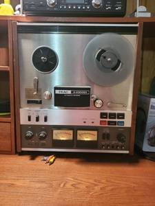 TEAC A-4300SX AUTOMATIC REVERSE