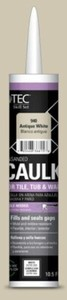 TEC Tec Skill Set 10.5-fl oz Antique White Latex Caulk I Tube