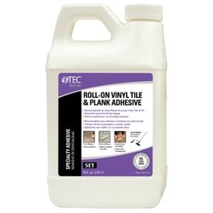 TEC Skill Set Skill Set Vinyl Tile and Plank Flooring Adhesive (70-oz)