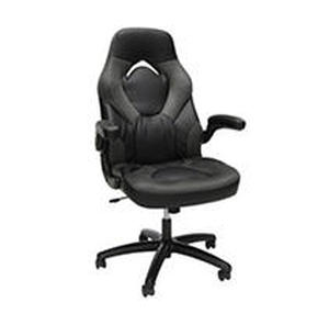 Essentials Bonded Leather Racing Style Gaming Chair by OFM- Retail:$135.99