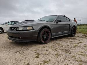 2003 Ford Mustang Miles 108,461- VIN 1FAFP42R83F428933