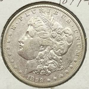 1899-O Morgan Silver Dollar Coin