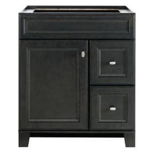 Diamond Goslin Storm Transitional Bathroom Vanity (Common: 30-in x 21-in; Actual: 30-in x 21 Inches)