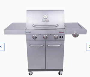 Charbroil Commercial Tru-Infrared 3-Burner Infrared Gas Grill