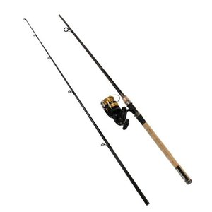 D-Shock Freshwater Spinning Combo
