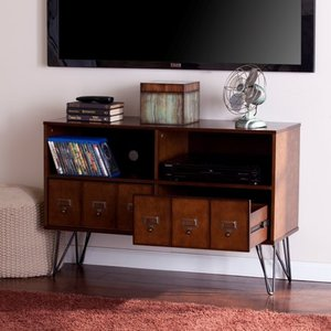 Barrowman Mid-century Media Console TV Stand - Retail:$233.00