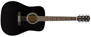 Squier By Fender Acoustic Guitar Sa-150n Squier Classical, Black P/o NEEDS RESTRUNG