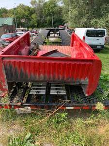 Used Dually Truck Bed
