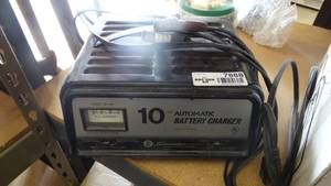 10 Amp Automatic Battery Charger